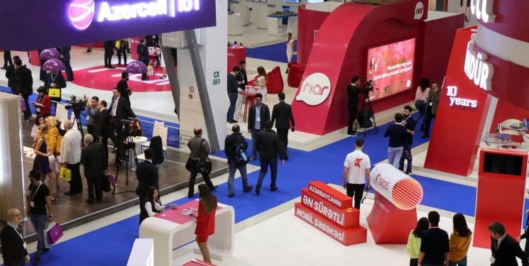 حضور شرکت پاسکال سیستم پویا در بیست و پنجمین نمایشگاه بین المللی ارتباطات، نوآوری و فن آوری های عالی در آذربایجان، باکو