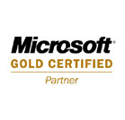Micrpsoft Gold Certified